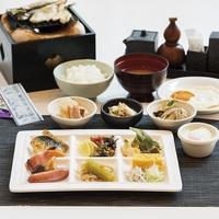 【朝食バイキング付】当館オススメ♪約60種類の和洋バイキング!ご当地メニュー&朝ソフトも大人気!