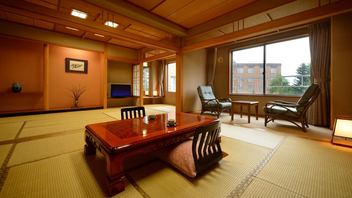 ■《禁煙》特別和室【10畳+10畳】 ...