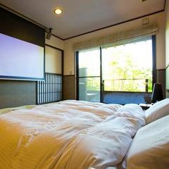 和室10畳+2ベット寝室(DVDホームシアター付)【禁煙】
