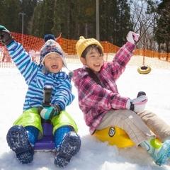 【早期割30☆スキーお先でスノ。】ゆきゆきランド券付ファミリープラン!家族旅行にオススメ♪