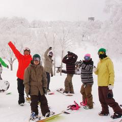 【春スキー☆リフト券1日分付】かぐらスキー場で4、5月もスキーをご堪能♪