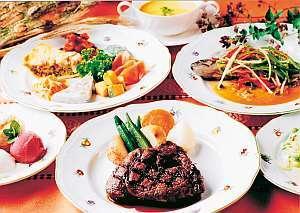 豪華フルコースデイナー付1泊2食わんこもにゃんこもご一緒に!【現金特価】