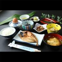 【朝食付】壱岐を巡る旅の朝は美味しい朝食を