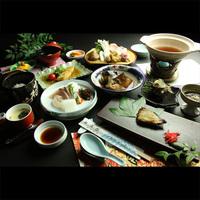 【さざなみ会席+選べる一品料理】★壱岐の旬をチョイス「+@」で贅沢に堪能♪