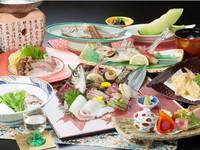 ☆日本海の海の幸を堪能★日本海漁火会席♪プラン