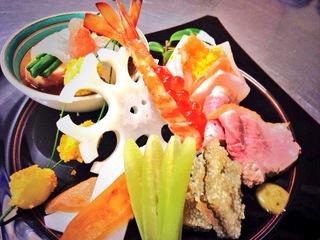 【添い寝無料】日本海産の食材を堪能☆心のこもった京風会席を愉しむ