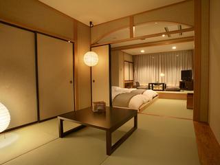 掘りごたつ付 琉球畳の和モダンルーム【9/1〜禁煙】