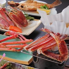 【茹×焼×鍋 他】 極上ずわい蟹づくし ★お値打ちに蟹を食べたいあなたへ♪蟹以外の海の幸も召し上がれ