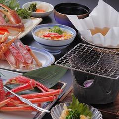 【茹×焼×鍋 他】越前がにづくし★黄タグ付越前がにがまるまる1杯!蟹以外の新鮮魚介も召し上がれ♪