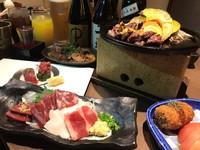 ◆熊本を味おうプラン■熊本名物馬つくしコース料理+飲み放題90分【朝夕2食付】