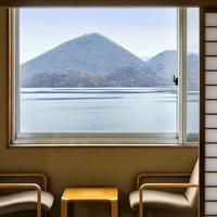 【喫煙】湖側客室(和室)