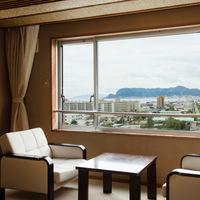 【函館山側★高層階確約プラン】お風呂良し!食事良し!眺望良し!お部屋からいい景色を見よう♪