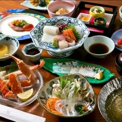 【基本】お部屋で四季折々旬の和食膳プラン≪美味旬旅≫