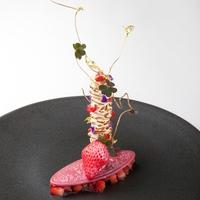 【当館定番】季節の食材で美食を楽しむディナーコース☆ステイ【フレンチ】