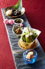 信州に来たら絶対食べたい!信州旬の郷土料理を堪能するプラン
