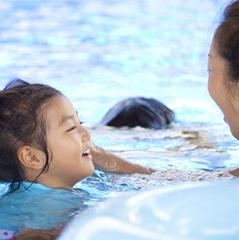 海だ!プールだ!親子3世代で楽しめるイベント開催♪4〜小学生は大人の半額【お子様も楽しいバイキング】