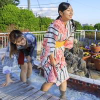 【素泊まりプラン】水平線を臨む『眺望抜群のお部屋』と7つの源泉から湧出る『湯量豊富な温泉』を満喫!