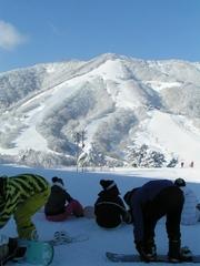 斑尾スキー宿泊プラン