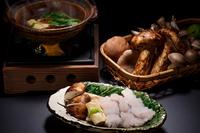 <全館抗ウイルス加工実施済>【卓越した技が織りなす京の贅沢会席を愉しむ】ご夕食付プラン<夕朝食付>