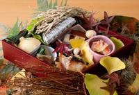 <全館抗ウイルス加工実施済> 旬の食材で京の季節を感じる-特別会席- <夕食・朝食付>