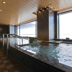 朝も入浴可能!【天然温泉1回利用券付】モントレで湯ったりプラン♪