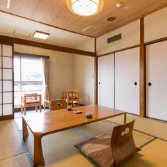 和室10畳(夕食:部屋食)