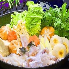 【期間限定】 冬の味覚プラン  特選・河豚(ふぐ)会席