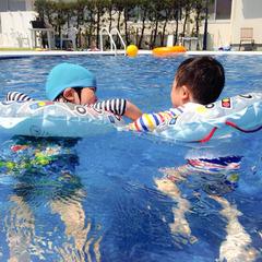 【夏休みCプラン】伊勢えびあわび鯛まぐろかんぱちさざえ舟盛り&特選和牛付!プール無料!