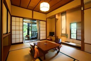 兎川(別館)Tosen 和室6畳+広縁2畳