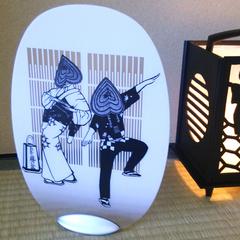 お土産付き♪「おわら風の盆」オリジナルうちわプレゼント♪(朝食付き) 【直前割】