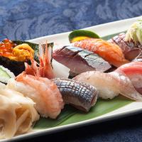 夕食は 富山のきときと寿司御膳で!