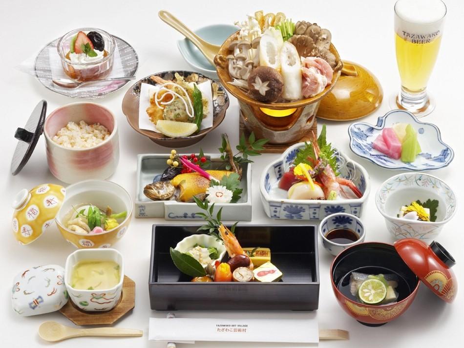 【手ごろな価格で大満足】天然温泉と季節の和膳を楽しむ1泊2食ライトプラン