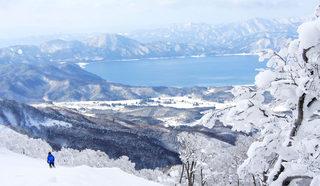 【たざわ湖スキー場】リフト1日券付き1泊2食スキーパックBコース