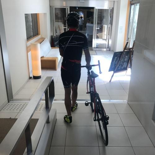 【素泊まり】サイクリングに最適♪スタンド・専用ポンプ貸出◆サイクリスト応援プラン♪
