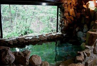 洞窟風呂1泊朝食プラン