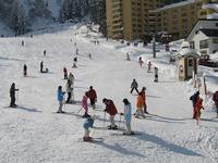 【2食付】スキー・そりデビュー親子で雪遊び(一本杉スキー場回数券付き)