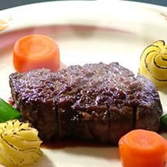 《夕食グレードアップ》ステーキ・ズワイガニ・季節の三種の海老づくしから【グルメプラン】