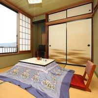 ◆本館 【和室6畳】山中湖と富士山を望むお部屋★