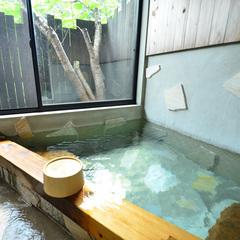 ●半露天風呂付客室●人気の温泉独り占め♪とことん楽しむ!温泉三昧★