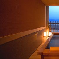 【バリアフリー対応の檜内風呂付準特別室で過ごす】ワンランク上の旬のグルメを堪能<雅コース>