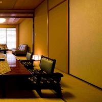 【夕朝食はお食事処で】檜風呂付準特別室◆鷹取・古処◆で過ごす♪ワンランク上の旬のグルメ<雅コース>