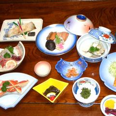 2食付【部屋食】鯛・ヒラメ・ぶりなど★満足〜!?【10品コース】