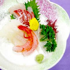 2食付【部屋食】カニ・お刺身★美味しい〜海の幸!【9品コース】