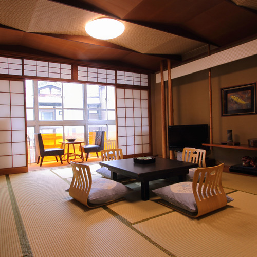 Annex Japanese-Style Room