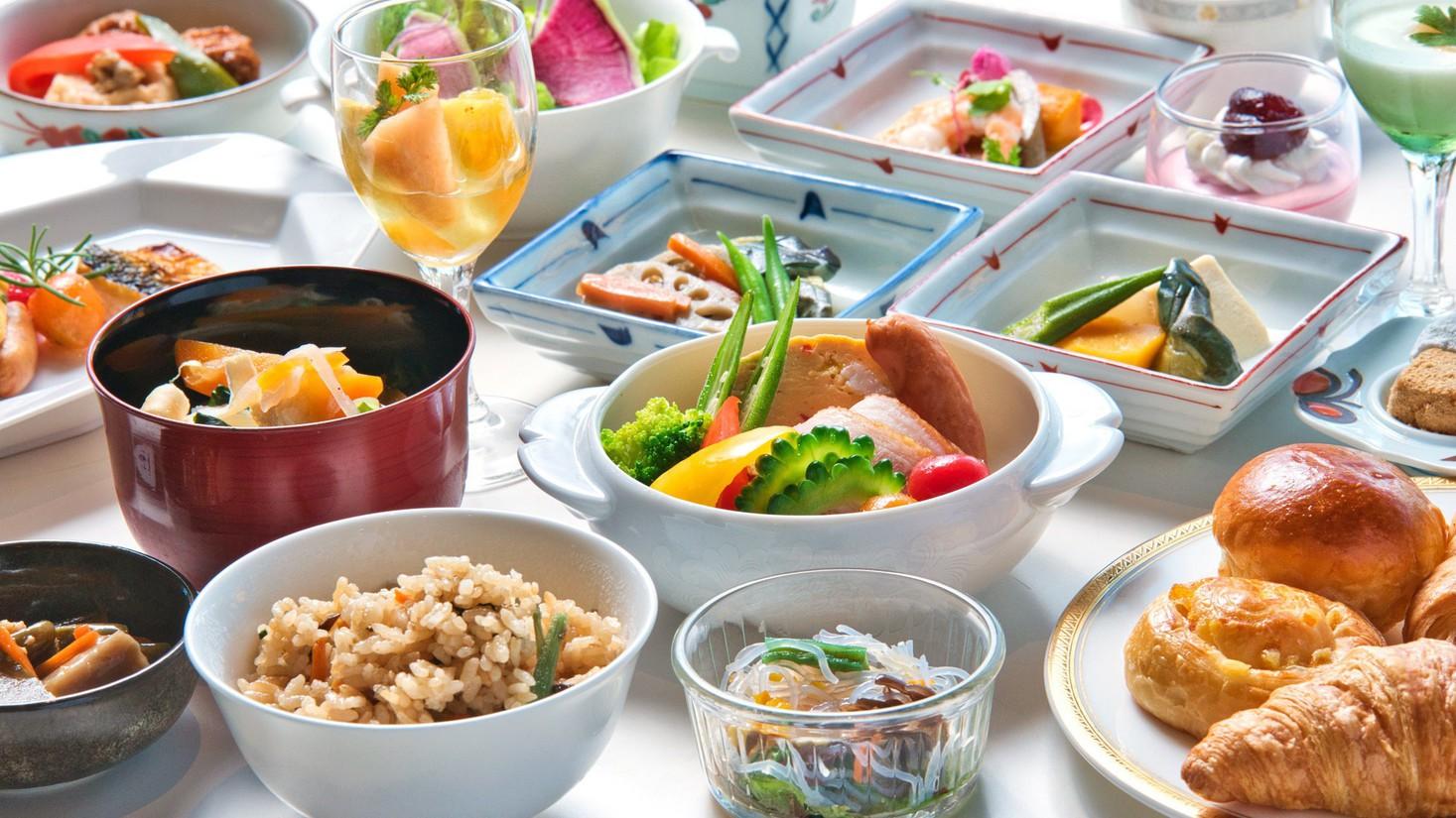 【秋冬旅セール】★ご家族やカップルにおススメ★朝食付きプラン〜岡山国際ホテルで優雅な朝食を〜