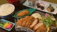 【エコノミー】夜定食はじめました!「淙々亭」1泊2食付きプラン