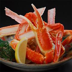 さき楽【早割60日前予約でお得に蟹会席】 ちょこっと蟹とお肉も楽しめるバランス型のスタンダード会席♪