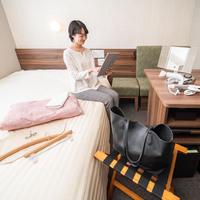 【数量限定】レディースルーム体験プラン☆11時チェックアウト&得点付☆