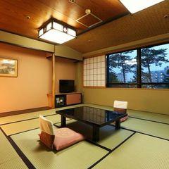 【禁煙】【ホテル櫻井で一番予約の多い部屋】本客殿 次の間付