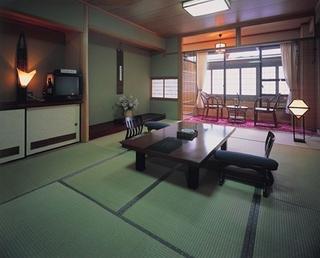 ●標準客室(和室12畳又は和洋室)【Wi-Fi完備】【禁煙】